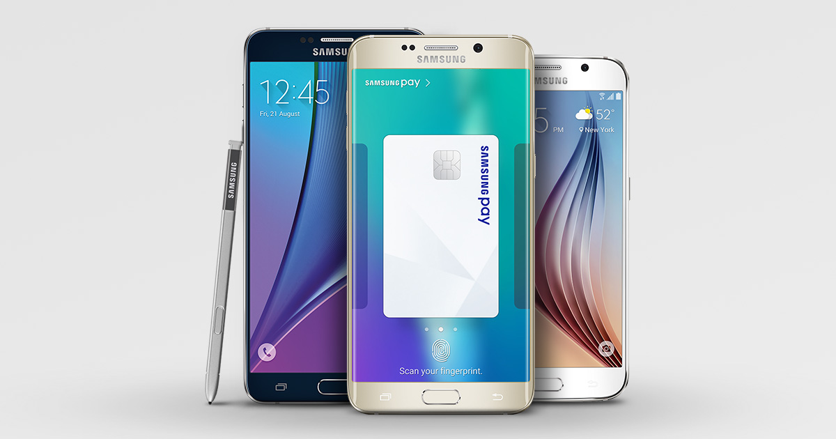 платежный сервис Samsung Pay